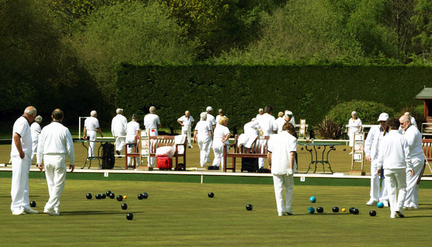 Banister Park Bowling Club