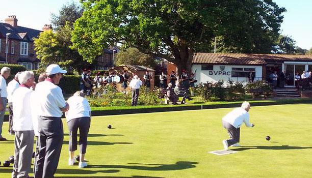 Bideford Victoria Park Bowling Club