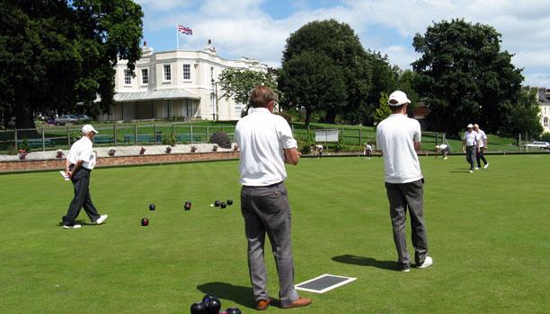 Bitton Park Bowling Club