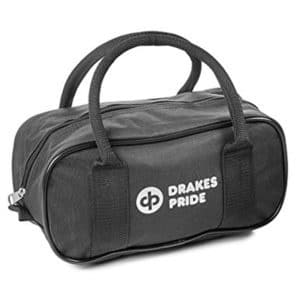 Drakes Pride 2 Bowl Bag Black