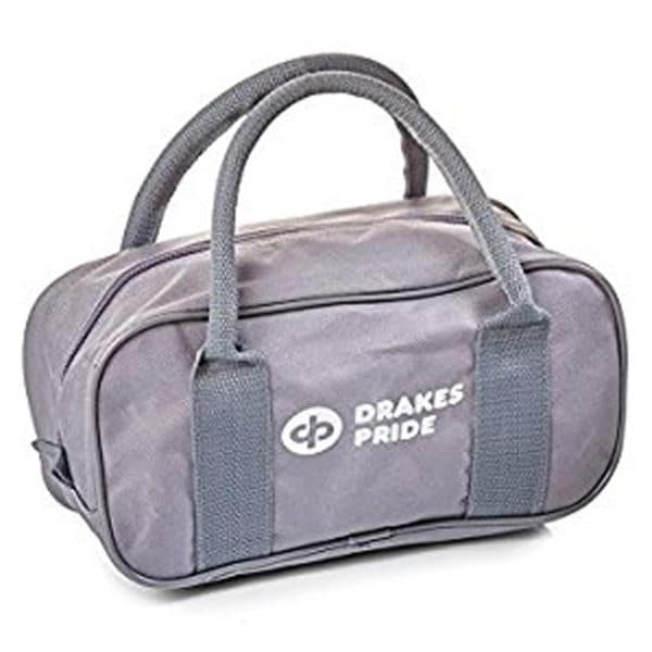 Drakes Pride 2 Bowl Bag Grey