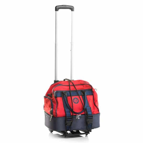 Drakes Pride Fold Flat Trolley With Bag