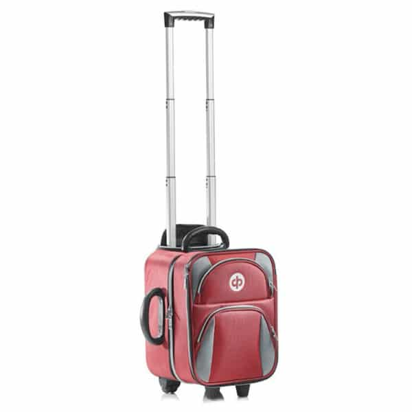Drakes Pride Locker Trolley Bag Maroon Front