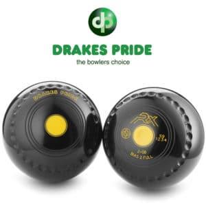 Drakes Pride RX Crown Green Bowls