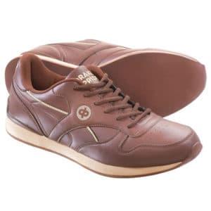 Drakes Pride Solar Bowls Shoes UNISEX Tan