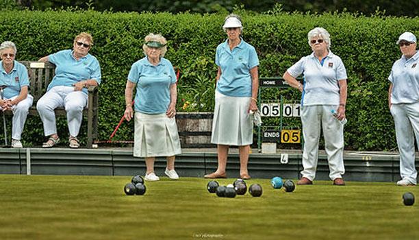Ebbw Vale Welfare Bowls Club
