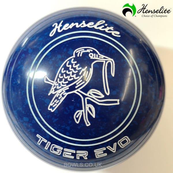 Henselite Tiger EVO Midnight Non Gripped Size 3