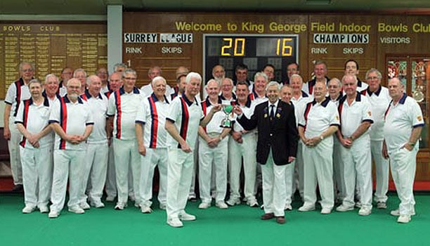 King George Field Indoor Bowls Club