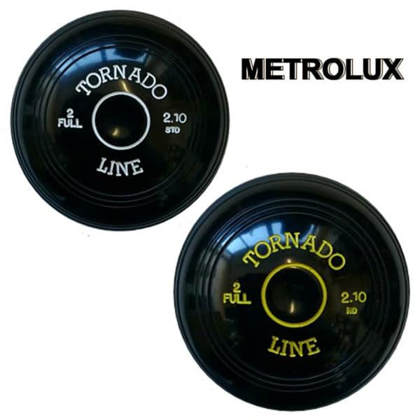Metrolux Tornado Line Bowls Standard Density