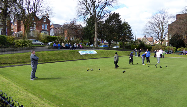 Scarborough Borough Bowling Club