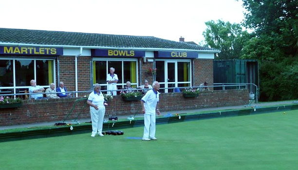 Sidley Martlets Bowls Club