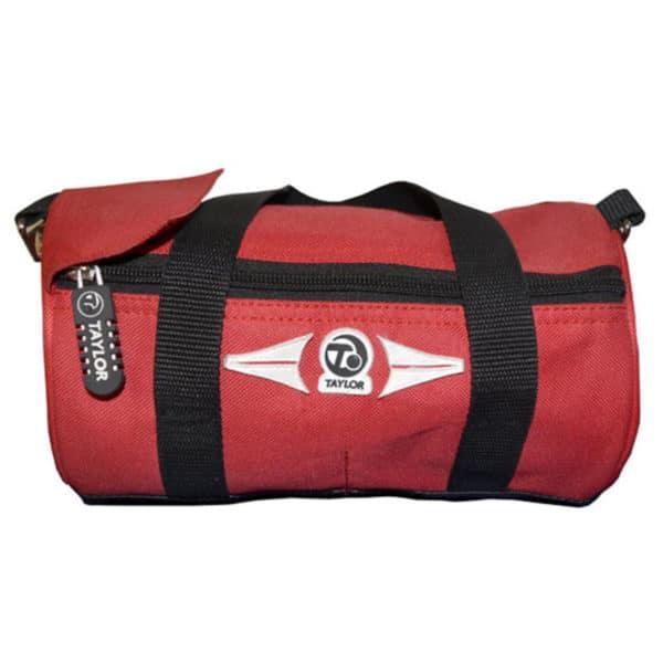 Taylor 2 Bowl Cylinder Bowls Bag Red