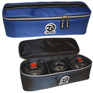 Taylor 3 Compartment Bowls Bag