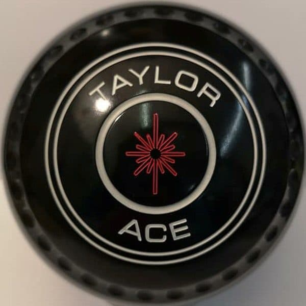 Taylor Ace Size 0 White Rings