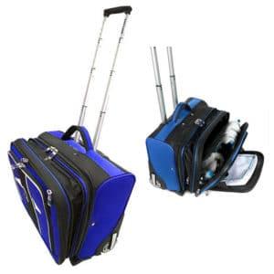 Taylor Bowls Trolley Case Bowls Bag Blue