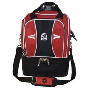 Taylor Double Decker Bowls Bag Red