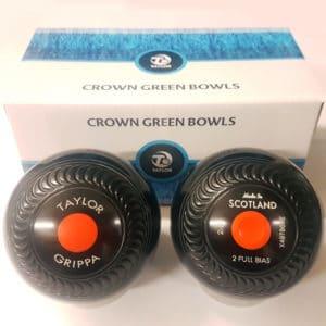Taylor Grippa Crown Green Bowls