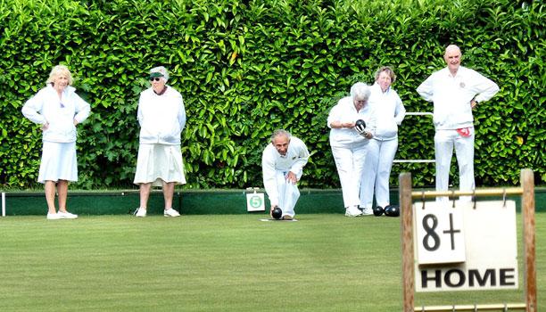 Walton-on-Thames Bowling Club