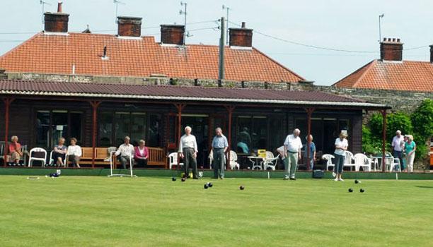 Woodbridge Bowls Club