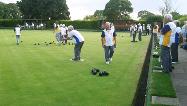Andover Bowling Club