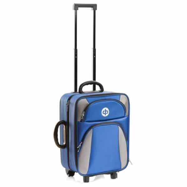 drakes pride bowls trolley bags royal blue
