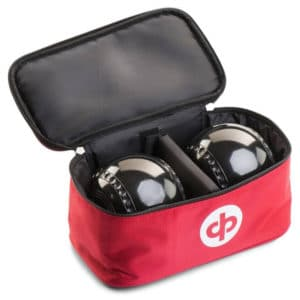 drakes pride dual bowls bag red inside