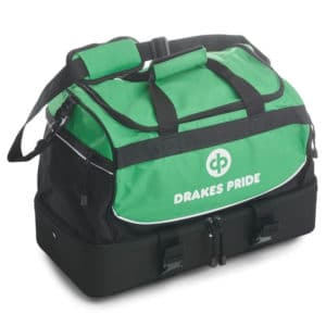drakes pride pro maxi bowls bag green