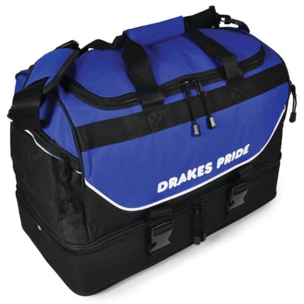drakes pride pro maxi bowls bag royal blue