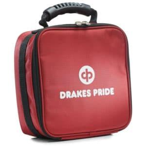 drakes pride quad bowls bag maroon