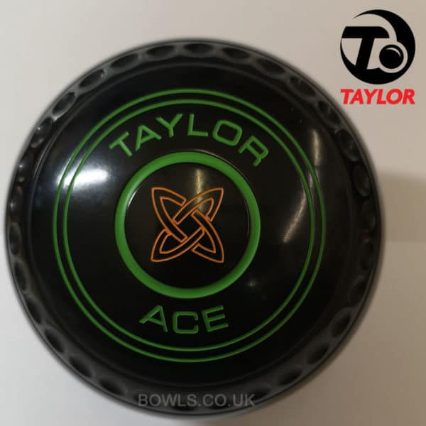 taylor ace bowls size 0 green rings