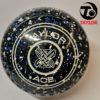 taylor ace coloured bowls black blue white size 000