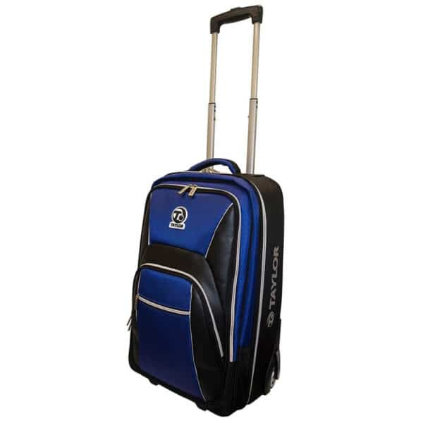 taylor grand tourer bowls trolley bags blue