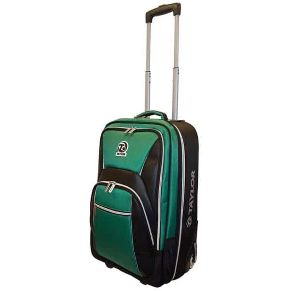 taylor grand tourer bowls trolley bags green