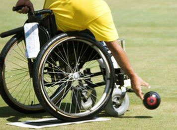 wheelchair bowls